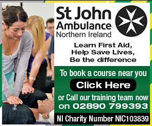 St John Ambulance ( NI ) First Aid Training Belfast