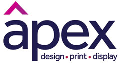 Apex Media & Print IrelandLogo