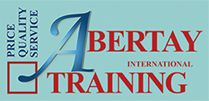 Abertay International Nationwide Training Logo