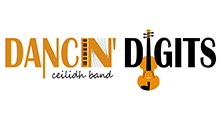 Dancin Digits Ceilidh Wedding Band, Ballymoney Company Logo