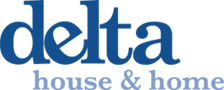 Delta House And Home IrelandLogo