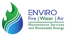Enviro Fire Water and Air Limited Logo