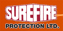 Surefire Protection & Fire Extinguishers Northern Ireland Logo