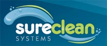 Sure Clean Systems Logo