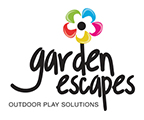 Garden Escapes Outdoor Fitness & Playground Equipment NI Logo