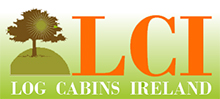 Log Cabins Ireland Logo