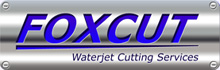 Foxcut Waterjet Cutting Services Ltd, Portadown Company Logo