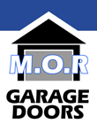 MOR Garage Doors Logo