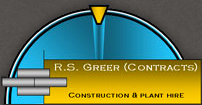 RS Greer - Contracts, Cookstown Company Logo