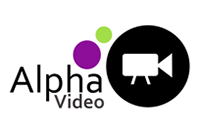 Alpha Video Ireland Logo