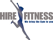 Hire Fitness Ireland NorthLogo