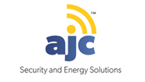 AJC Security Systems & Energy Solutions Logo