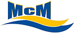 MCM Trailers and Sheds Ltd Logo