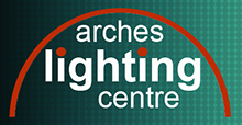 Arches Lighting Centre, Belfast Company Logo