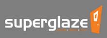 Superglaze Glass Splashbacks & Composite Doors IrelandLogo