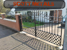 Scott Metal Fabrications Ltd Logo