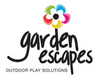Garden Escapes Outdoor Fitness & Playground Equipment Ireland Logo