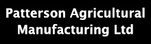 Patterson Agricultural Manufacturing Ltd Logo